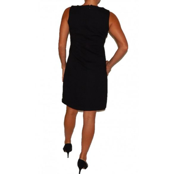 Desigual fekete vastag anyagú ruha Vest Erika