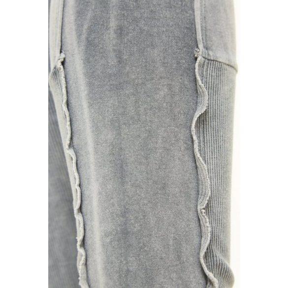 Desigual világos szürke női farmer hatású legging
