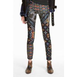 Desigaul színes mintás vékony női farmer nadrág Pant Holly