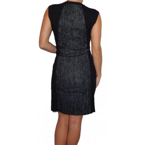 Desigual fekete és szürke ujjatlan női ruha Vest Vane