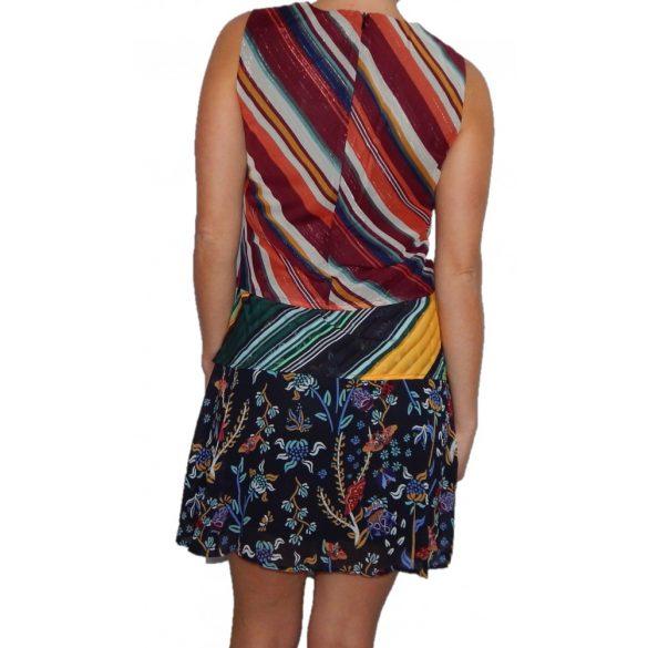 Desigual színes ujjatlan női ruha Vest Naticos