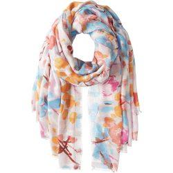 Desigual pasztel színű lenge női pamut sál vagy strandkendő