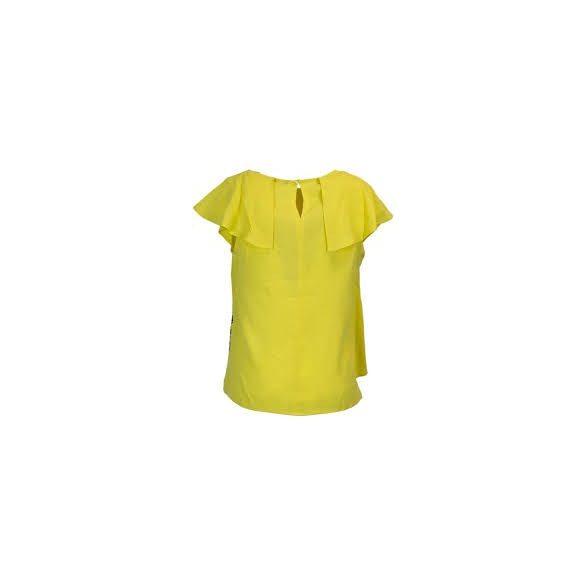 Desiugal citromsárga lenge női felső Blus Clarice