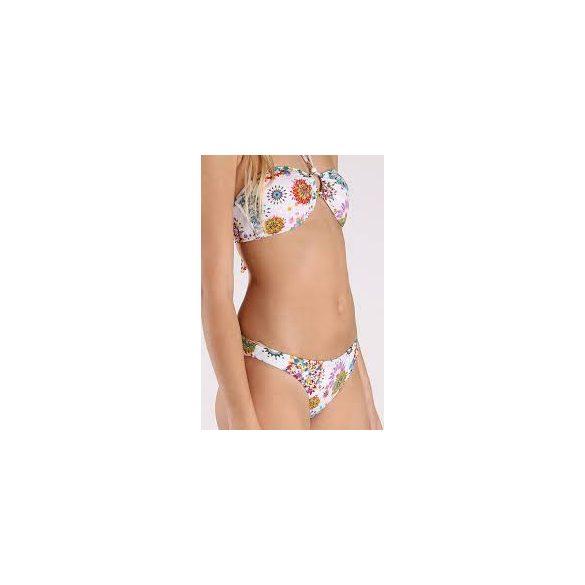Desigual bikini felső fehér Biki Jules