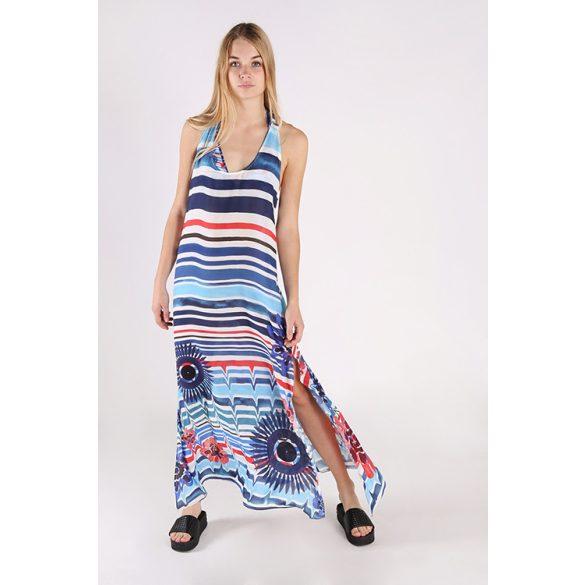 Desigual maxi ruha Vest Flora(XL)