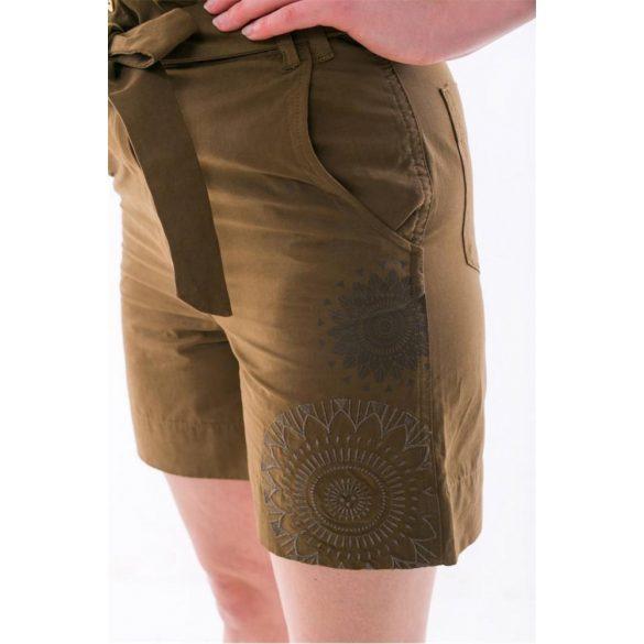Desigual barna női rövidnadrág Pant Australia