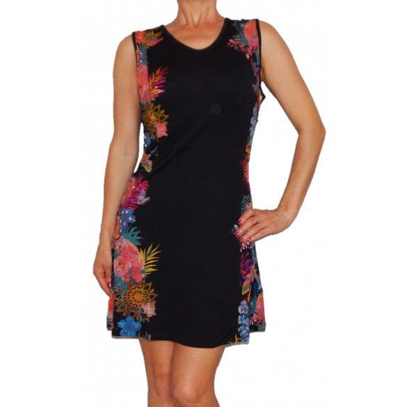 Desigual ruha nyári fekete Vest Grazia (S)