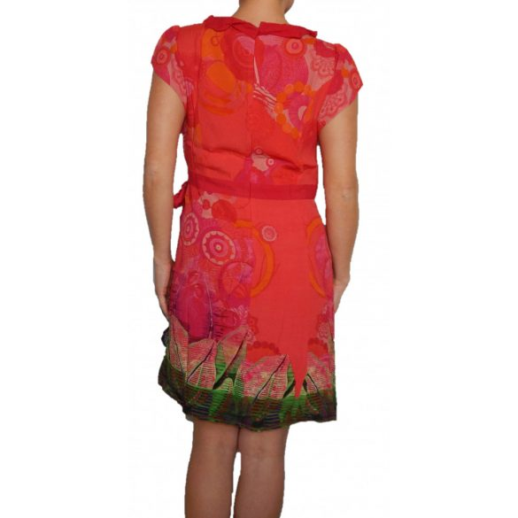 Desigual ruha színes rövidujjú női Vest Apolonia