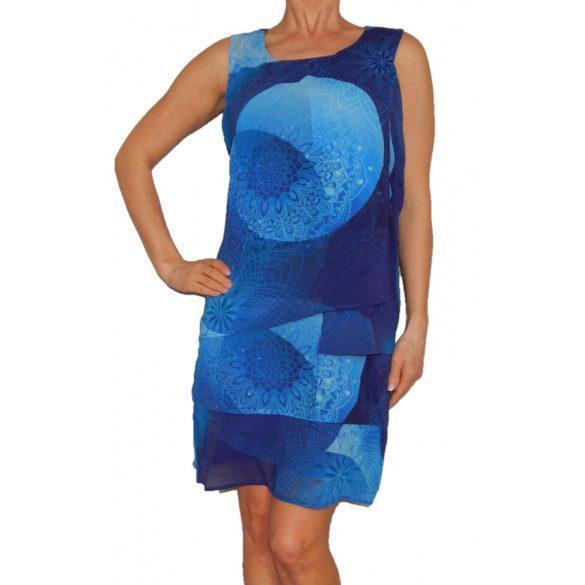 Desigual ruha kék ujjatlan lenge Vest Turin