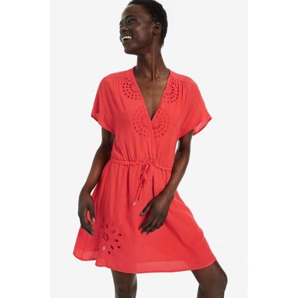 Desigual ruha lazac színben Vest Keira(42)