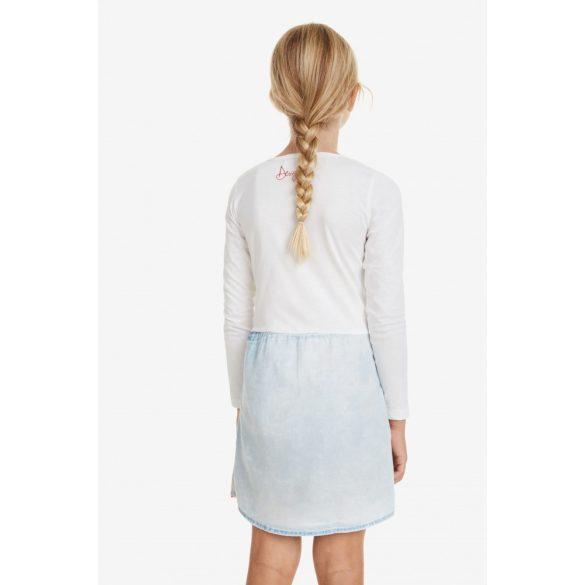 Desigual kislány ruha Vest Nudo(110/116)