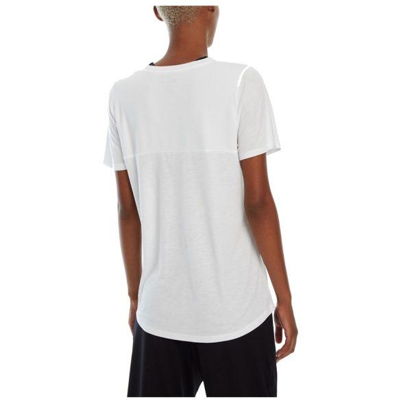 Desigual fehér sport póló (S)