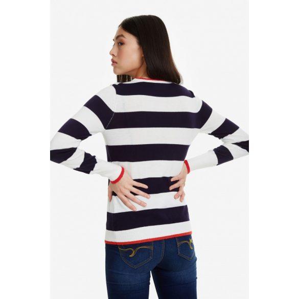 Desigual pulóver Jers Love(L)