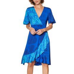 Desigual kék ruha Vest Fedra(XL)