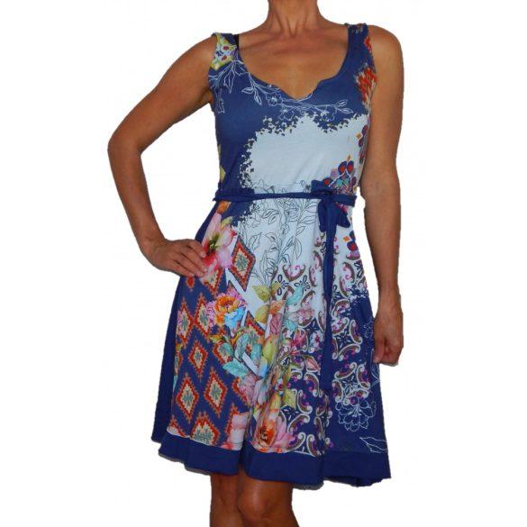 Desigual ruha nyári kék Vest Adriana(L)