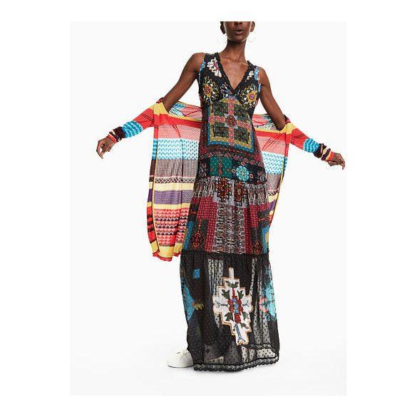 Desigual maxi ruha Vest Nicole(36,38)