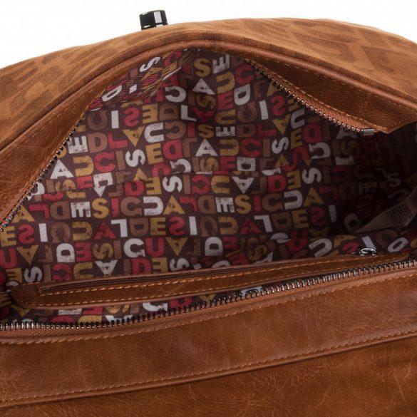 Desigual barna női crossbody táska Bols Brand Bronx