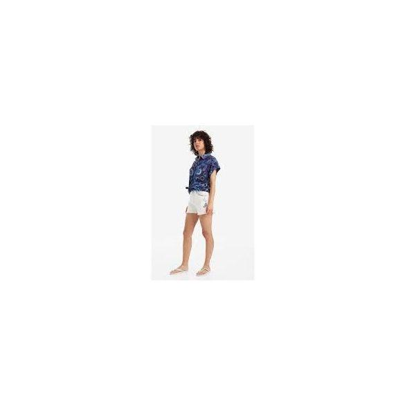 Desiugal ing rövidujjú kék Cam Nola