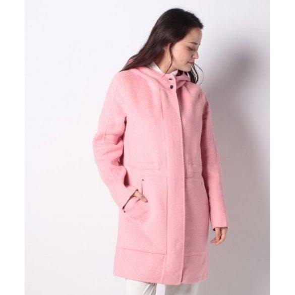 Desigual rózsaszin gyapjú kabát Abrig Lenzy(40)