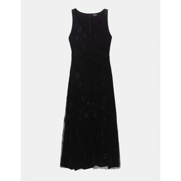 Desigual maxi ruha Vest Lamar II (S)