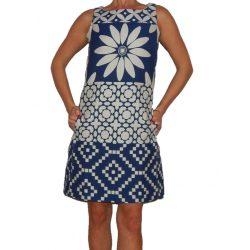 Desigual női virágos ruha Vest Perfectly Imperfect