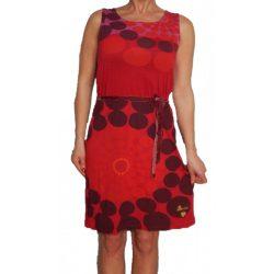 Desigual piros női ruha Vest Arsen
