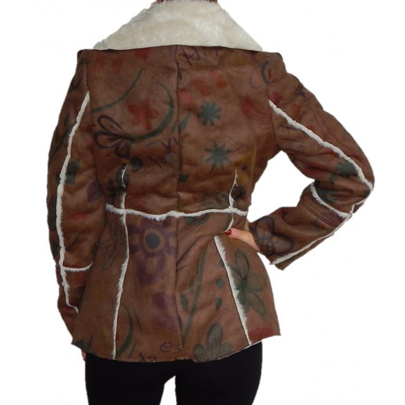 Desigual műirha bundás kabát Abrig Anna