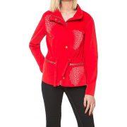 Desigual női piros dzseki Chaq Lody