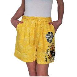Desigual női rövidnadrág Pant Puerto Plata