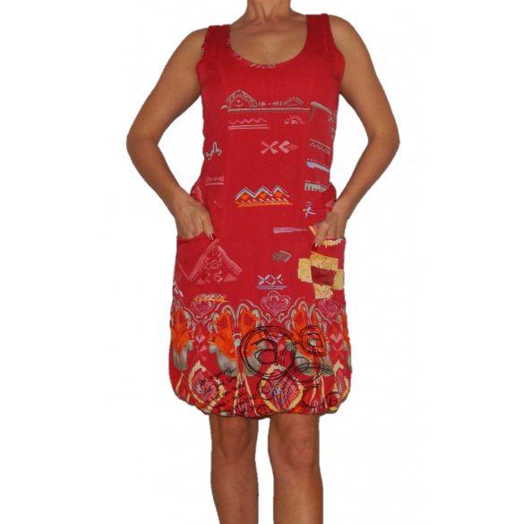 Desigual piros ruha Vest Chyntia