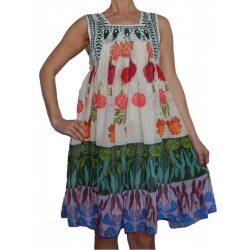 Desigual virágos ruha Vest Elsa