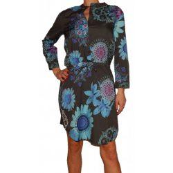 Desigual kék ingruha Vest Laurenia
