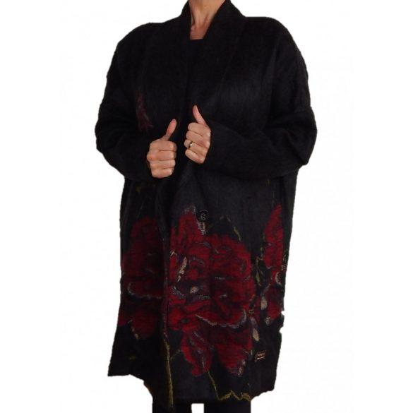 Desigual gyapjú kabát Abrig Sant Celoni