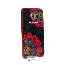 Desigual telefontok Samsung 6 Red Garden