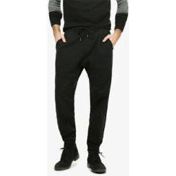 Desigual férfi fekete vászon nadrág Pant Panadoblecint
