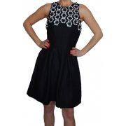 Desigual fekete csipke ruha Vest Mariposa