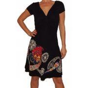 Desigual fekete ruh Vest Patsy