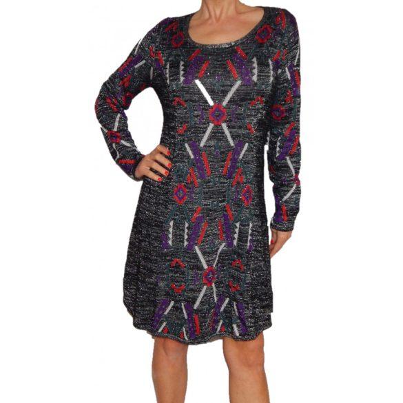 Desigual női  hosszú ujjú ruha Vest Diácono