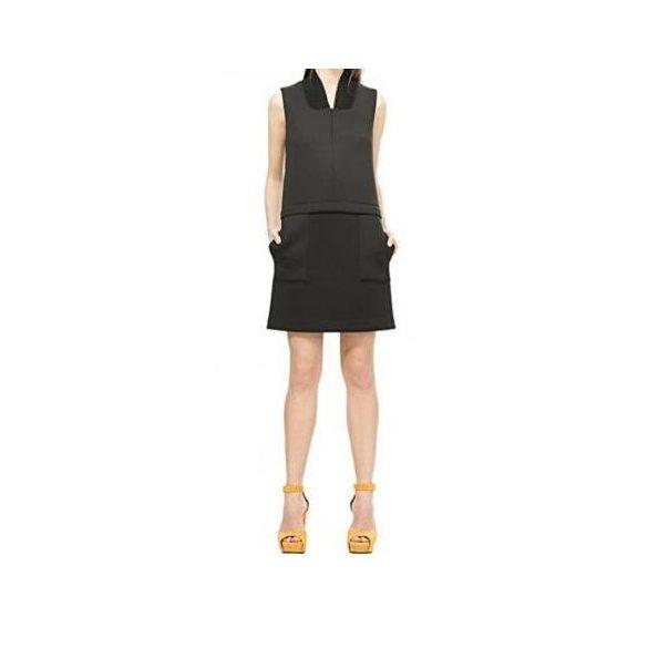 Desigual fekete vastag ruha Vest Mariona