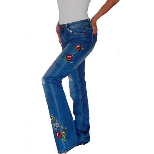 Desigual női trapéz farmer Denim Dreams 6 Netdivat