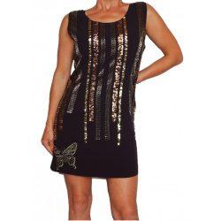Desigaul barna női ruha Vest Dori