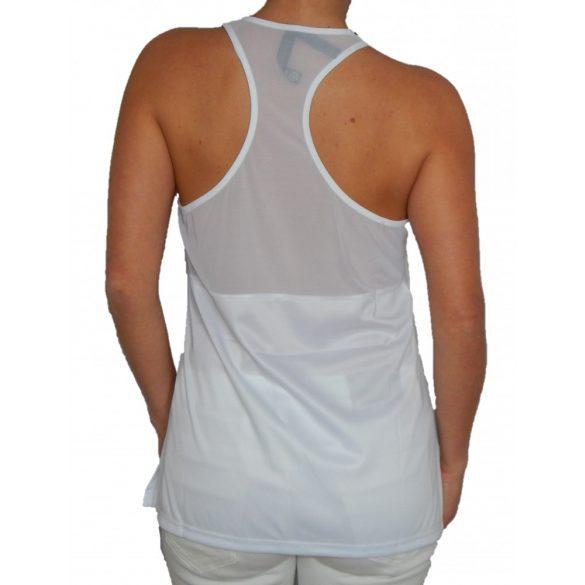 Desigual fehér selmyes ujjatlan női blúz Ts a tank dressy (XL)