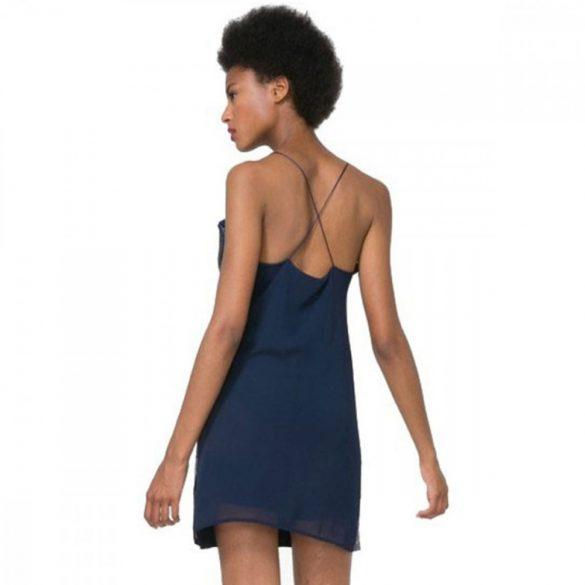 Desigual kék női flitteres party ruha Vest Rupit
