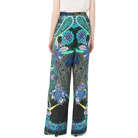 Desigual női nyári nadrág Pant Briss