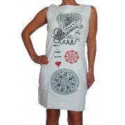 Desigual női ruha Vest Tossa de Mar
