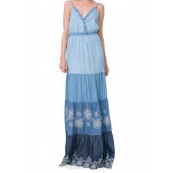 Desigual kék maxi ruha Vest Rhode Island