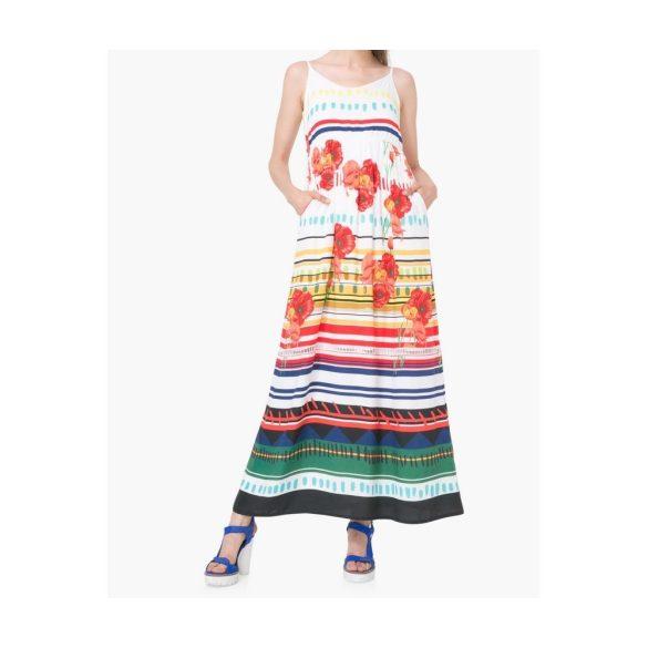 Desigual női maxi ruha Vest Sofia
