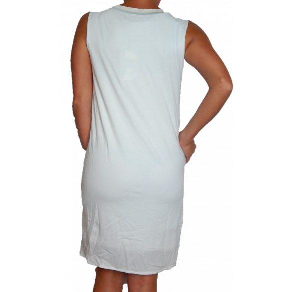 Desigual fehér csipke ruha Vest Mauricio