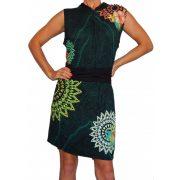 Desigual zöldnői ruha Vest Perla